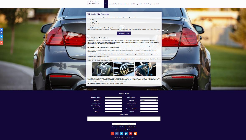 Autoankauf NRW : Ankauf von Gebrauchtwagen und Unfallfahrzeugen