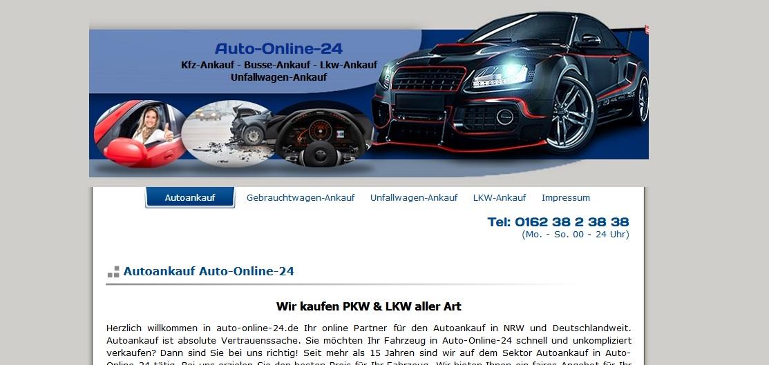 Autoankauf Bergkamen - KFZ Ankauf zum Höchstpreis