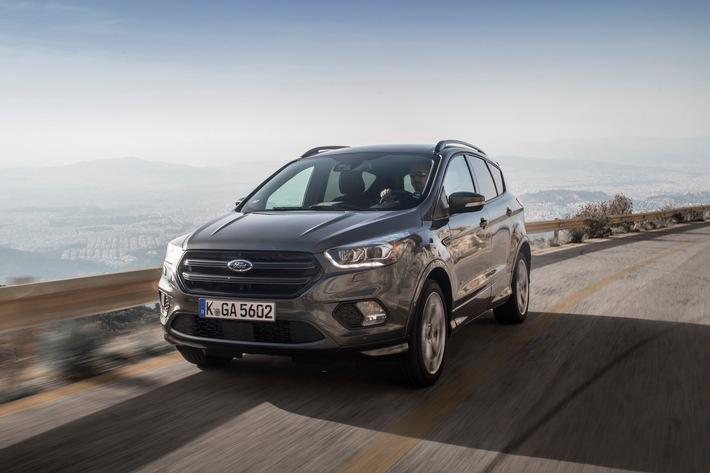Top-Angebot der Ford Auto-Versicherung