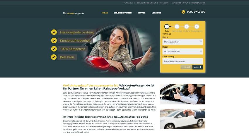 Autoankauf Augsburg   Gebrauchtwagen Ankauf Export