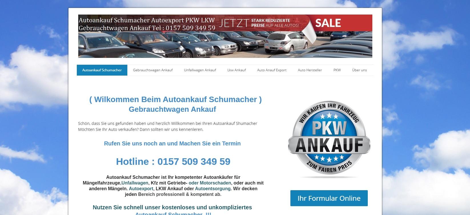 Autoankauf luxemburg